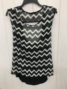 Black Womens Size M Shirt