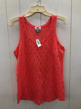 Load image into Gallery viewer, Old Navy Coral Womens Lace Shirt - NEW - Small