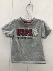US POLO Boys Size 18 Months Shirt