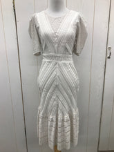 Load image into Gallery viewer, Size 4 BCBG Maxazria Cream Womens Dress