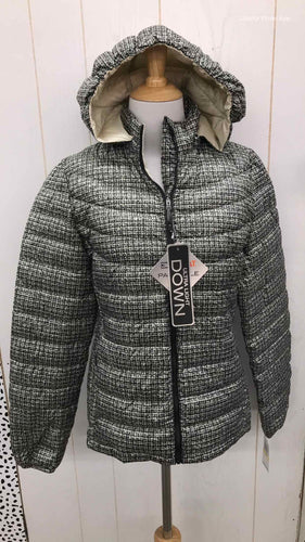 32 Degrees Black Womens Size M Jacket (Outdoor)