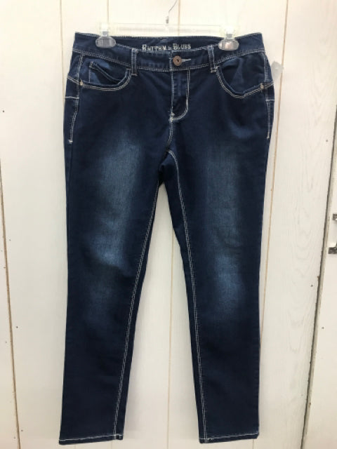 Blue Womens Size 6 Jeans