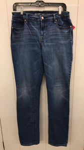 Old Navy Blue Womens Size 8 Jeans