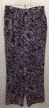 Load image into Gallery viewer, Worthington Purple Womens Pants Sz 6