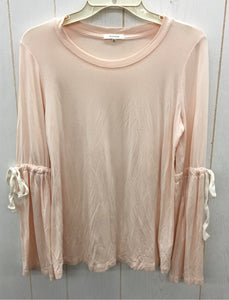 Pleione Peach Womens Shirt XS