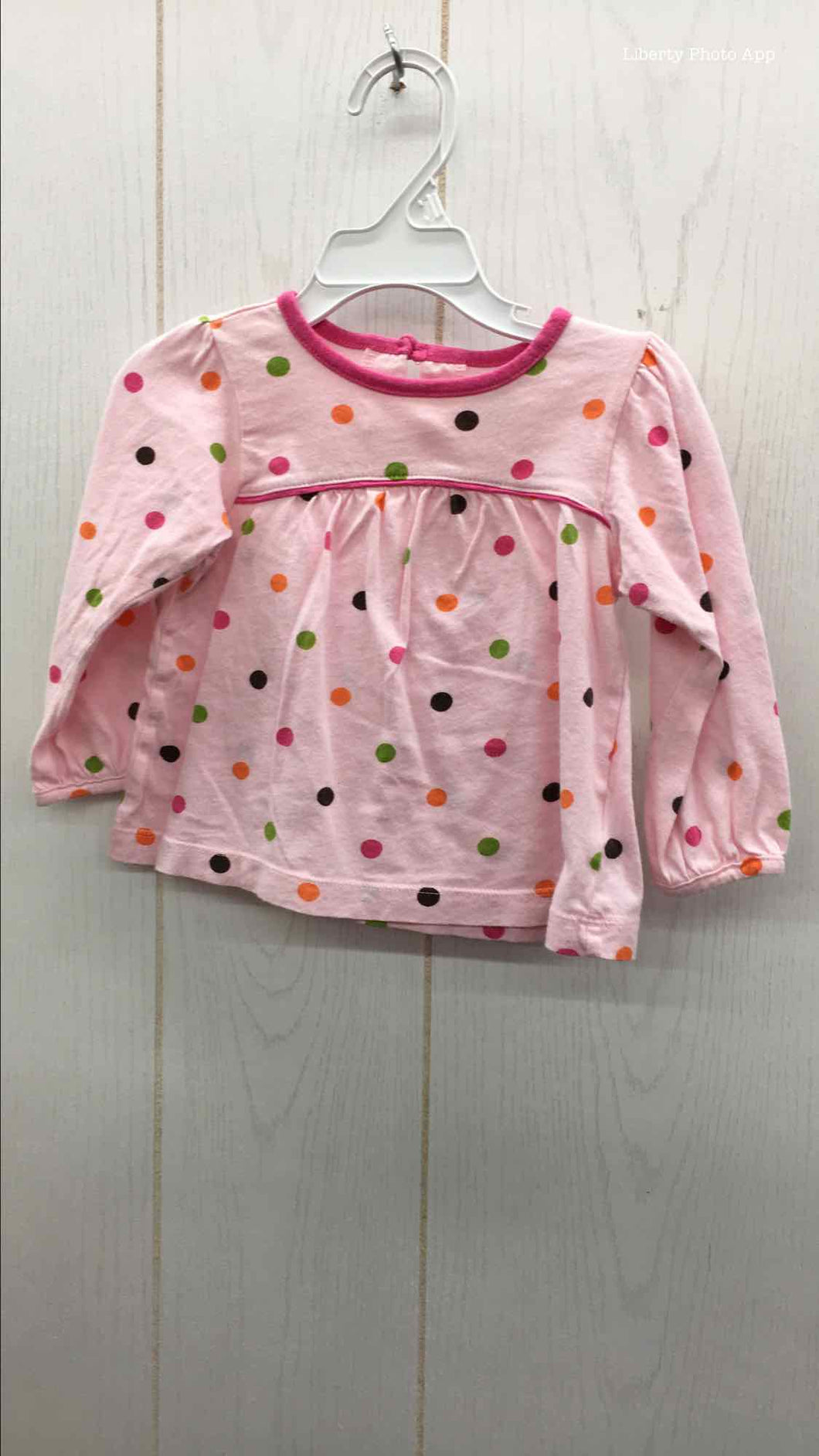 Carters Girls Size 24 Months Shirt