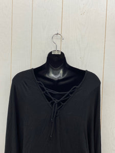 Size Small Black Womens Shirt
