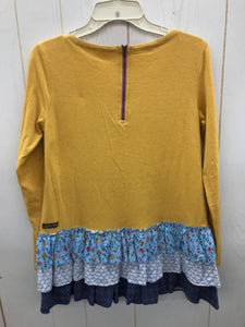 Matilda Jane Mustard Womens Size Small Shirt