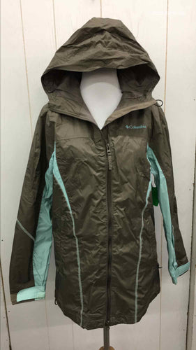 Columbia Brown Womens Size Small Jacket (Outdoor)