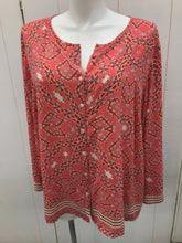 Load image into Gallery viewer, Talbots Pink Womens Size 3X Shirt