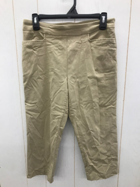 Time & Tru Khaki Womens Size 6 Pants