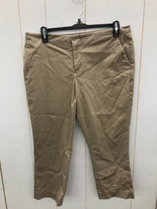 Worthington Khaki Womens Size 6 Pants