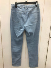 Load image into Gallery viewer, Juniors Buttonfly Skinny Jeans- Sz 13