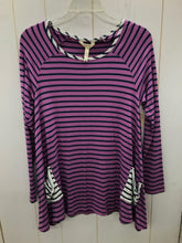 Load image into Gallery viewer, Matilda Jane Purple Womens Size Small Shirt