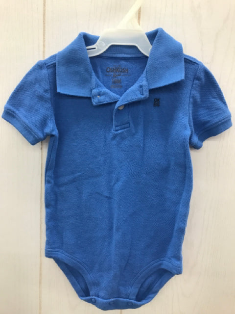 Osh Kosh Infant Boys 18 Months Onsie