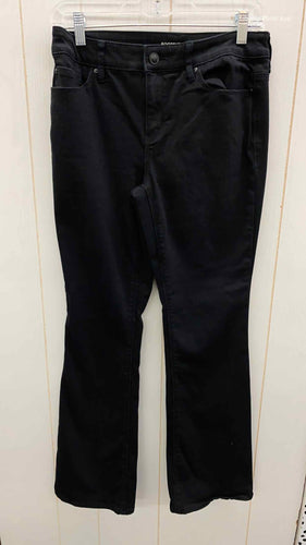 Chico's Black Womens Size 4 Jeans