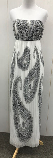 WHBM White Women Size 4 Dress