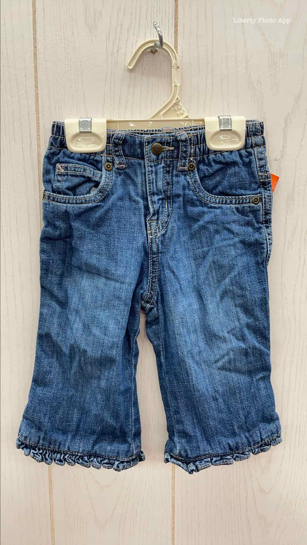 Childrens Place Girls Size 12 Months Jeans