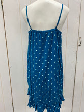 Load image into Gallery viewer, Abound Teal Womens Size 6 Dress