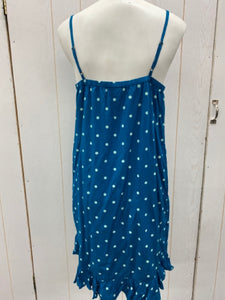 Abound Teal Womens Size 6 Dress