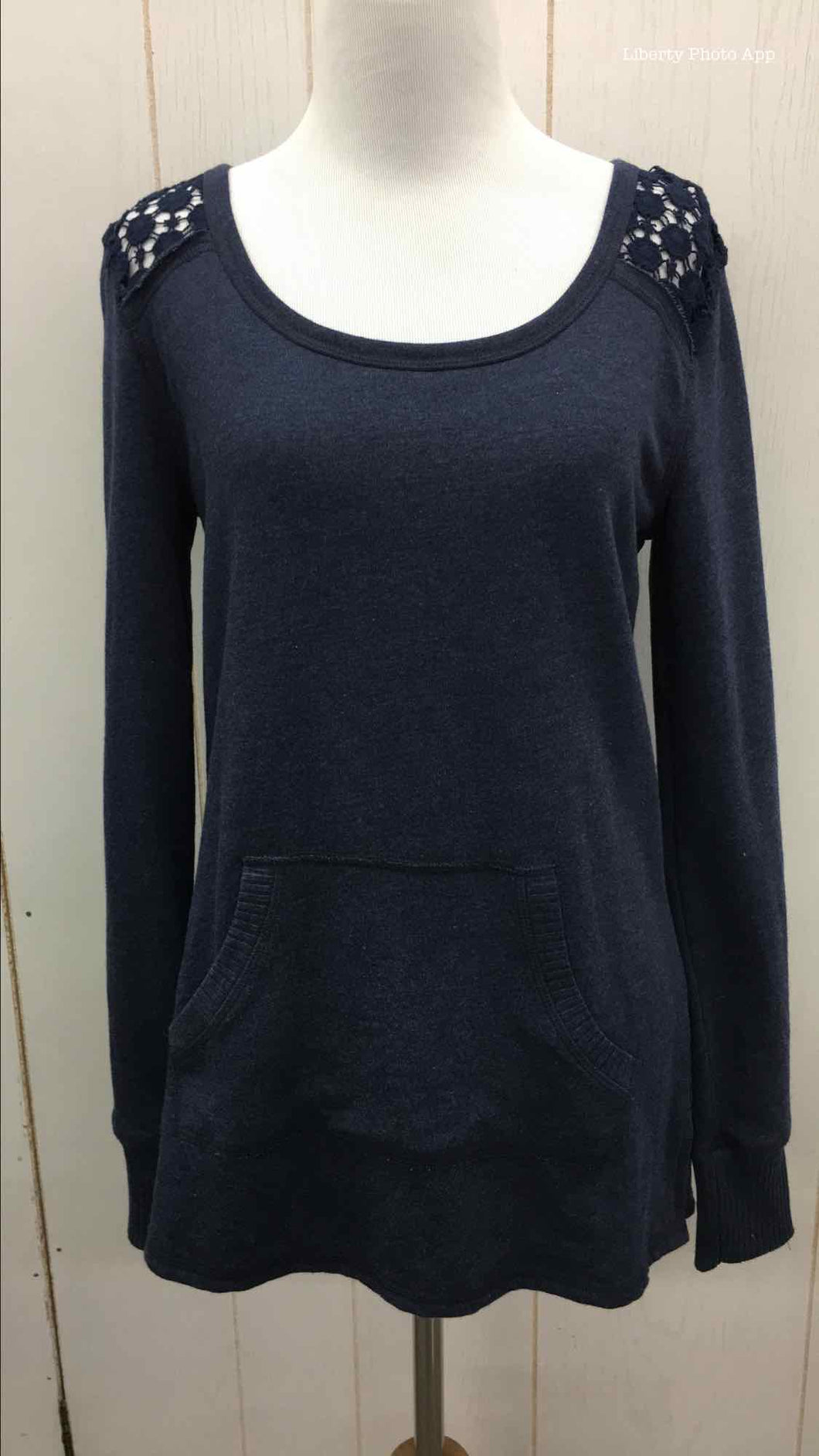 Size XS Maurices Blue Womens Shirt