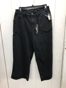 Supplies Gray Womens Size 10 Pants