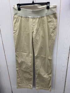 Khaki Maternity Size Small Pants