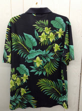 Load image into Gallery viewer, Mens Hawaiian Polo Shirt Sz XL