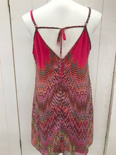 Load image into Gallery viewer, Maurices Pink Print Womens Size XL Summer Dress