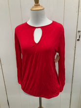 Load image into Gallery viewer, Michael KORS Red Womens Size Small Shirt