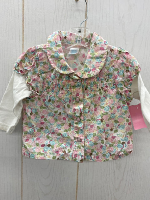 Infant Girls 12 Months Shirt