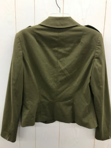 Worthington Olive Womens Blazer - Sz 12