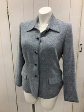 Load image into Gallery viewer, Sag Harbor Blue Womens Size 14/16 Blazer