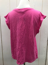 Load image into Gallery viewer, Daydreamer Pink Womens Size M Shirt