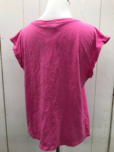 Daydreamer Pink Womens Size M Shirt