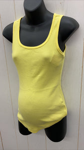Motherhood Yellow Womens Size Small Shirt