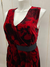 Load image into Gallery viewer, Chelsea28 Red Women Size 14 Dress