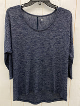Load image into Gallery viewer, Stylus Navy Womens Size M Shirt