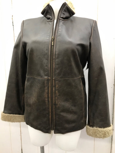 BKE Brown Womens Size L Coat