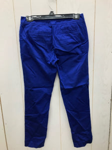 NY & Co Blue Womens Size 0 Pants