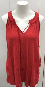 Vince Camuto Red Womens Shirt