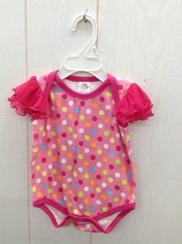 Infant Girls Size 3/6 Onsie
