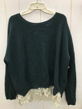 Load image into Gallery viewer, Green Womens Size L Sweater