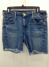 Load image into Gallery viewer, True Religion Blue Womens Shorts - Sz 29 - 6