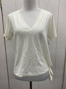 White Womens Size Small Shirt