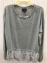 Load image into Gallery viewer, Lumiere Gray Womens Shirt NEW
