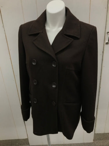 Northcrest Brown Womens Size XL Coat