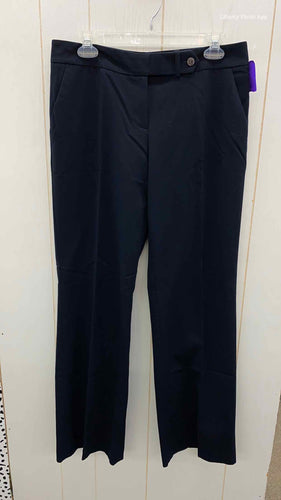 Calvin Klein Navy Womens Size 6 Pants