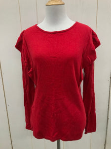 ANA Red Womens Size M Shirt