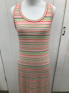 Multi-Color Womens Size 6 Dress